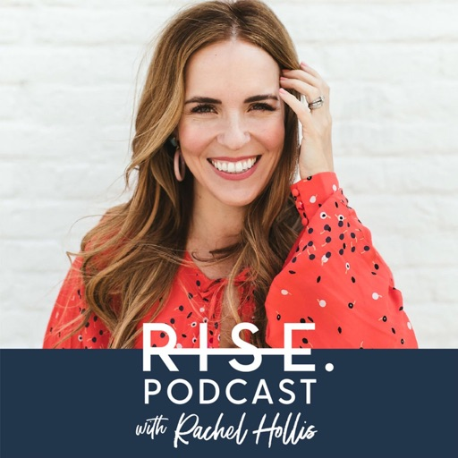 Cover image of RISE podcast