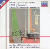 Alicia de Larrocha - Variations Symphoniques