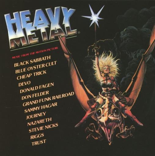 Art for Heavy Metal (Takin' A Ride) by Don Felder