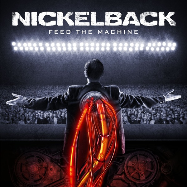 Nickelback mit Song on Fire