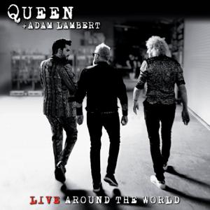 Queen & 亞當藍伯特 - Live Around the World