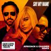 David Guetta - Say My Name (feat. Bebe Rexha & J Balvin) [Afrojack & Chasner Remix] Grafik