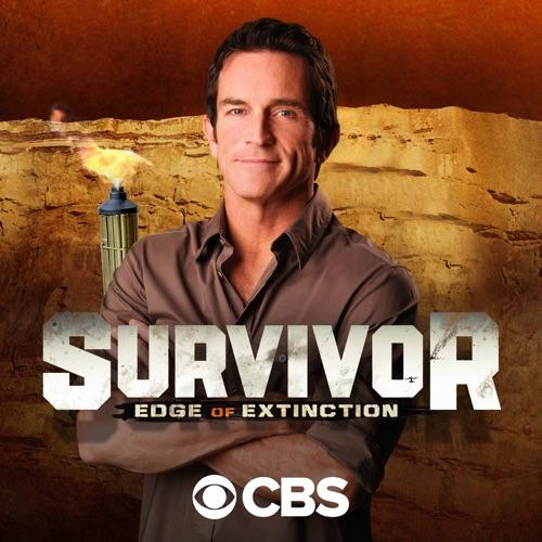 Survivor, Season 38: Edge of Extinction poster