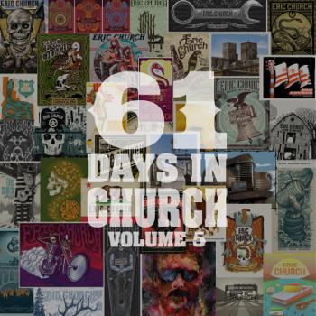 Eric Church 61 Days in Church, Volume. 5 music review