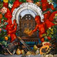 Nas - King's Disease artwork