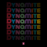 BTS - Dynamite (NightTime Version)