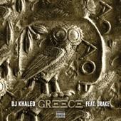 GREECE (feat. Drake) artwork