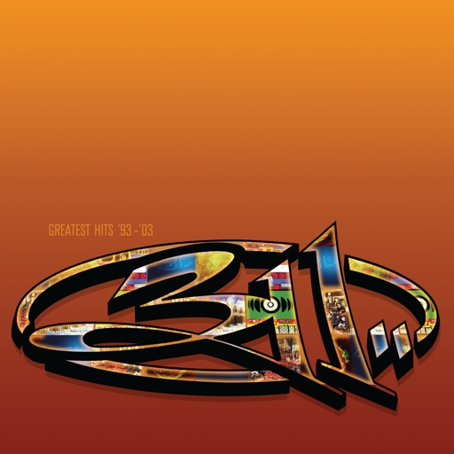 Art for All Mixed Up by 311