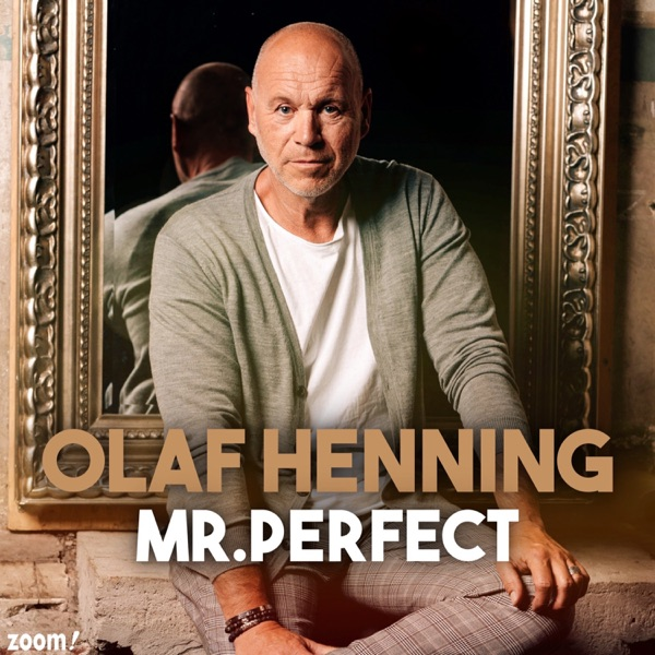Olaf Henning mit Mr. Perfect