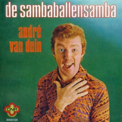 De Sambaballensamba - Single - Andre van Duin