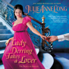 Julie Anne Long - Lady Derring Takes a Lover  artwork