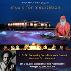 Meditation Music at Kennedy Center (feat. L. Subramaniam)