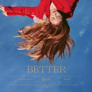 BoA – BETTER – The 10th Album [iTunes Plus AAC M4A]