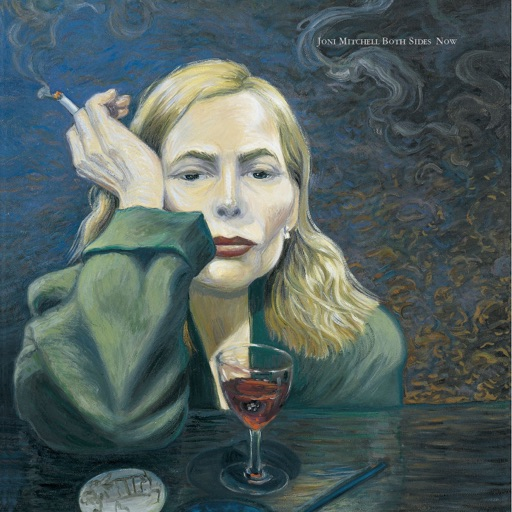 Art for You're My Thrill by Joni Mitchell