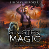 Lindsay Buroker - Sinister Magic  artwork