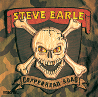 Album Copperhead Road - Steve Earle