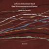 J.S. Bach: Das wohltemperierte Clavier - András Schiff