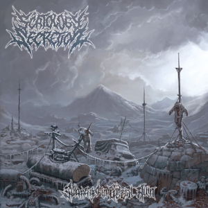 Scatology Secretion - Submerged in Glacial Ruin