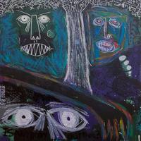 BENEE - Night Garden (feat. Kenny Beats & Bakar) artwork