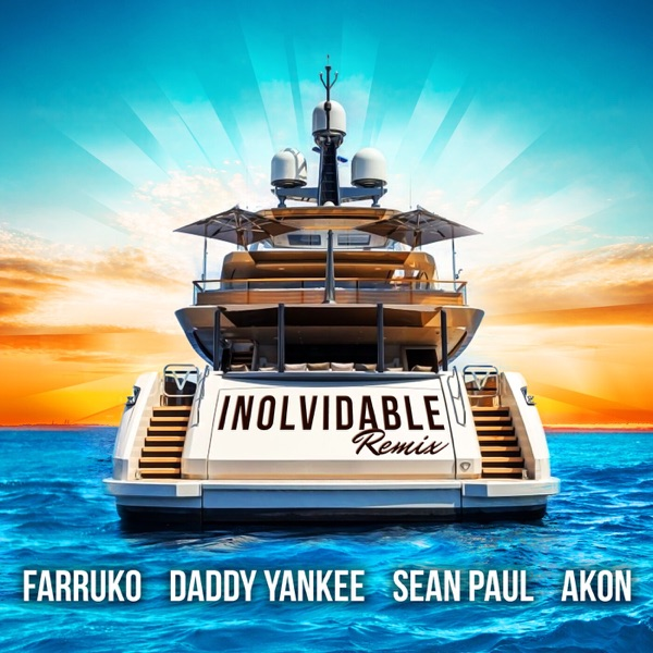 Inolvidable (Remix) [feat. Sean Paul] - Single