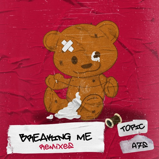 Art for Breaking Me by Topic & A7S