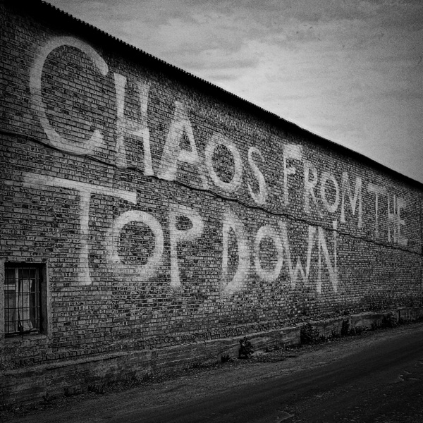 Cover art for Chaos From The Top Down