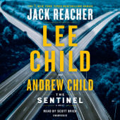 The Sentinel: A Jack Reacher Novel (Unabridged)