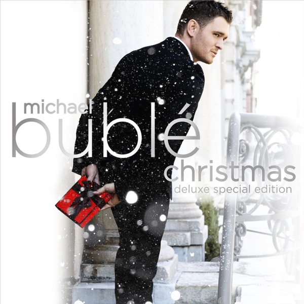 Michael Bublé mit Santa Baby