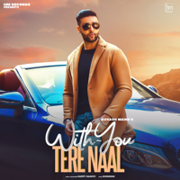 Avkash Mann - With You Tere Naal - Single artwork