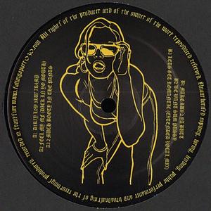 Toni Moralez - Nawty Trax - EP