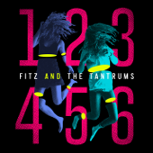123456 - Fitz and The Tantrums Cover Art