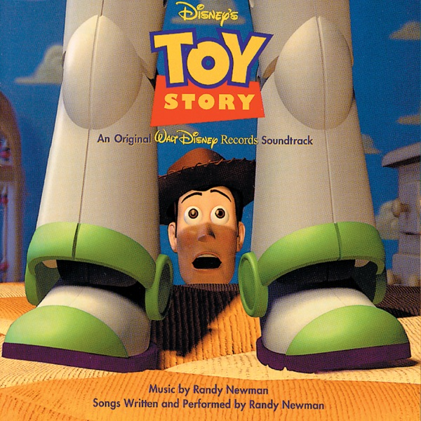 Randy Newman - Toy Story (An Original Walt Disney Records Soundtrack)