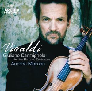 Andrea Marcon, Giuliano Carmignola & Venice Baroque Orchestra - Vivaldi: Violin Concertos, R. 331, 217, 190, 325 & 303
