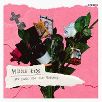 Middle Kids - New Songs for Old Problems - EP artwork