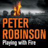 Peter Robinson - Playing With Fire bild