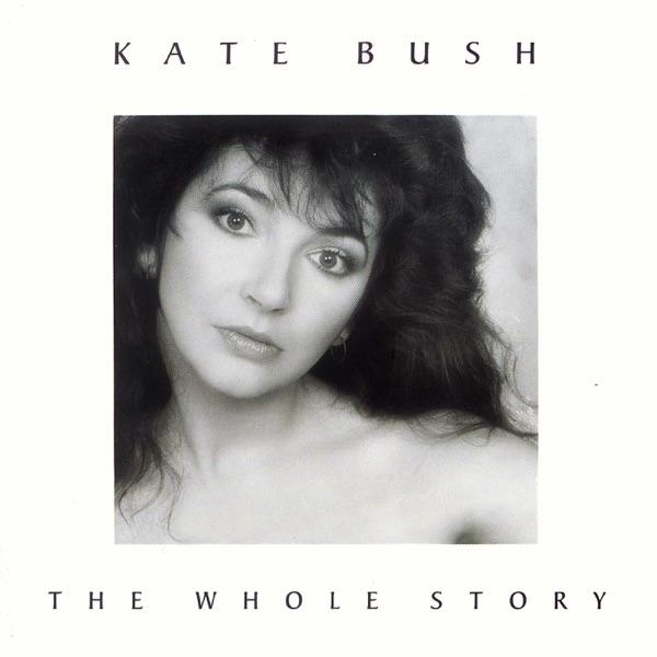 Kate Bush mit Cloudbusting