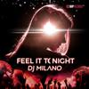 DJ Milano - Feel It Tonight artwork