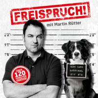 Martin Rütter - Freispruch! - Live artwork