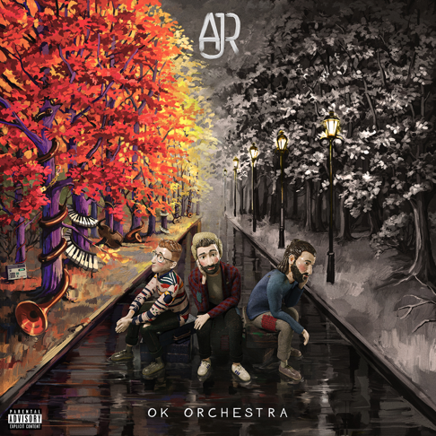 Ajr On Apple Music I hoped it was like a sequel to dear winter but according to the preview (it isn't friday yet here) it's an version with more instruments, it sounds definitely awesome! apple music