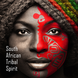 Tribal Drums Ambient - South African Tribal Spirit: Rhythm of Conga, House of Ancestors, Mystical Chants, Zulu Rituals
