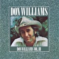 Don Williams - Don Williams, Vol III