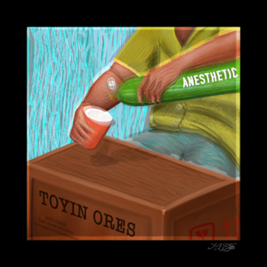 Toyin Ores & NU - FANTA