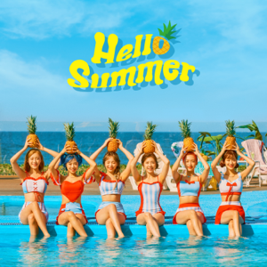 APRIL - APRIL Summer Special Album 'Hello Summer' - EP