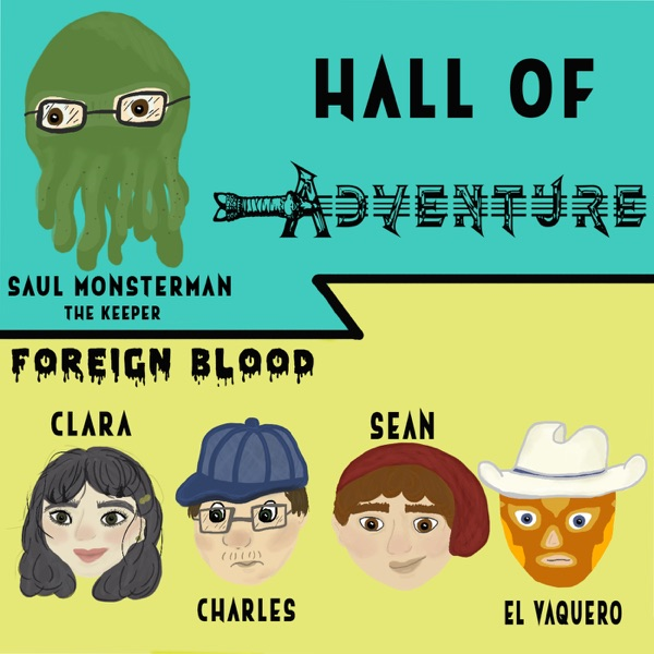 The Hall of Adventure