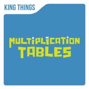 Multiplication Tables 7-8-9 - King Things - King Things