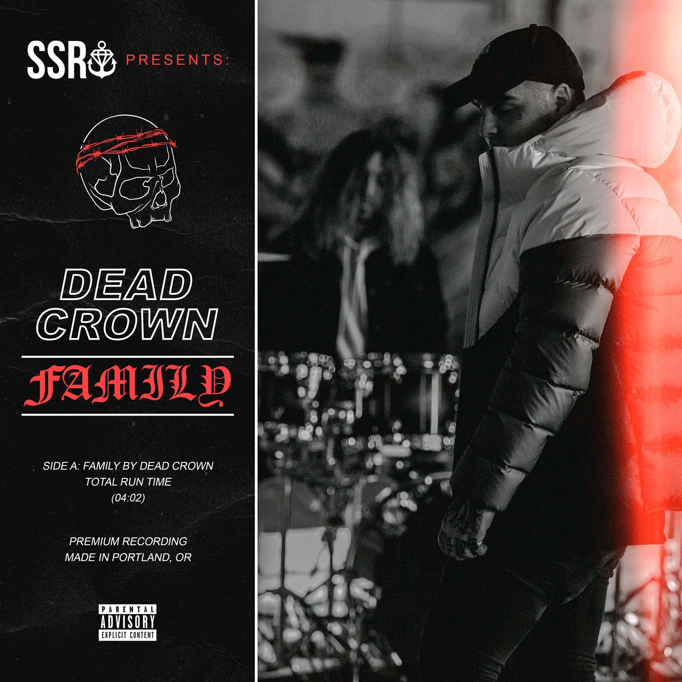 Dead Crown - Family (ft. Felipe Alemán) [Single] (2019)