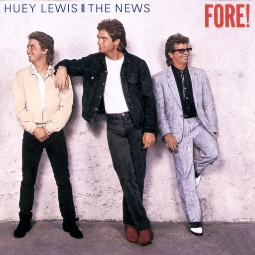 Art for Stuck With You by Huey Lewis & The News