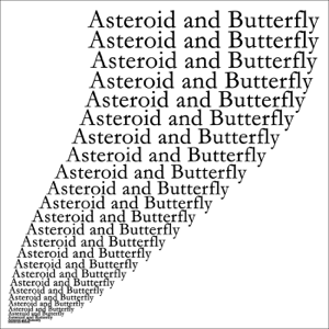 Yano et Agatsuma - Asteroid and Butterfly