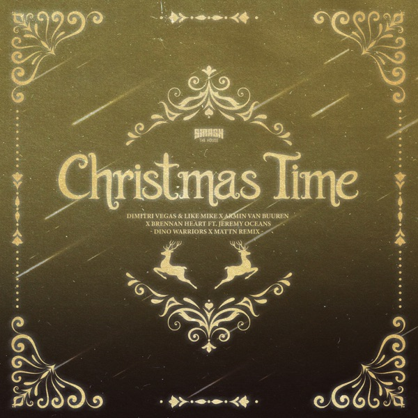 Christmas Time (Dino Warriors X MATTN Remix) [feat. Jeremy Oceans] - Single