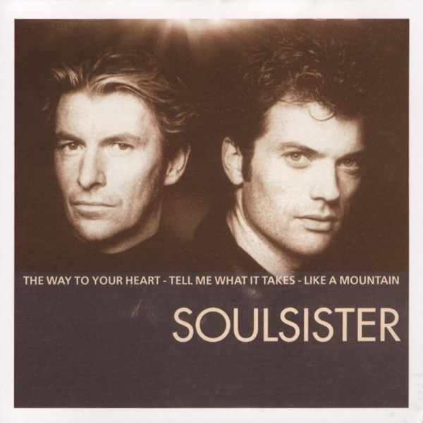 SOULSISTER THE WAY TO YOUR HEART
